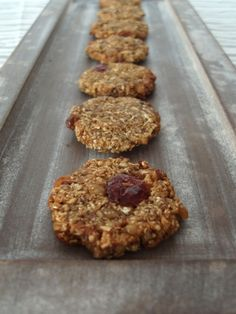 Náhled Oatmeal Cookies, Coconut Cream, Cereal, Breakfast, Healthy, Sweet, Desserts, Food, Diet