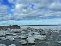 Lake Erie in Winter | By: Kelsey Doherty