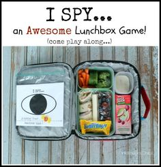 I Spy!  Awesome lunchbox learning game-OneKriegerChick.com #MyGoodLife #shop