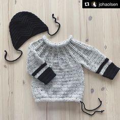 Crochet Bebe, Crochet For Boys, Knitting For Kids, Love Crochet, Baby Knitting, Knit Crochet, Crochet Hoodie, Crochet Baby Cardigan, Knitted Baby Clothes
