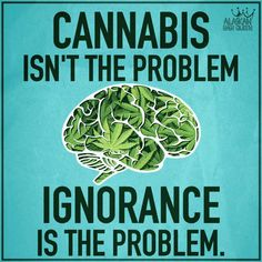 Ignorance is the problem
