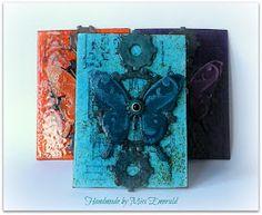 Handmade by Miss Emerald: Пеперудена въртележка