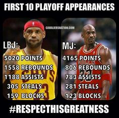 THIS IS FOR ALL OF YOU HATERS. SEE LEBRON JAMES IS BETTER THAN JORDAN!