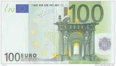 The 100 euro note depicts the next evolution of european architecture.  The Baroque period was from the 17th century to mid 18th century.  Extravagance was most closely associated with the Baroque period.