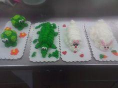 Cupcake animals