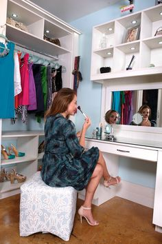 Beautiful Closet Organizers At Do It Yourself Prices. You Design Your  Custom Closet Online And We Build It!