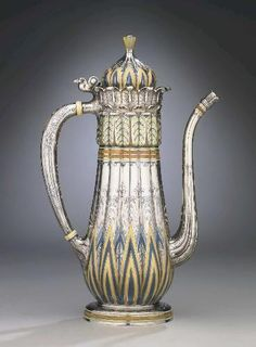 1893 American(?) Coffee Pot at the Carnegie Museum of Art - Found via OMG that Artifact!