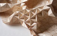 Wooden textile | Elisa Strozyk, Berlin