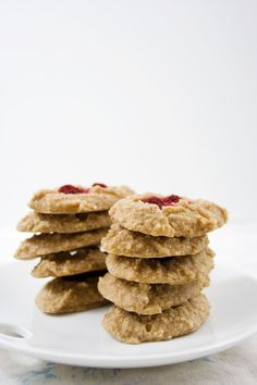 beautiful healthy cookie snacks. do you have a dehydrator yet? you'd better go get one.