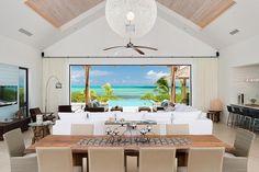 House of Turquoise: Castaway Villa