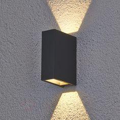 Applique d'extérieur LED Maisie en aluminium 50€