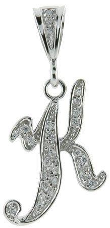 Michael Pendant DiamondJewelryNY Sterling Silver St