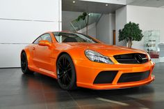 Mercedes Benz SL65. WOW what a beauty. What does this smell like #soluxairfresheners?