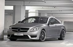 Mercedes CL63 AMG Black Edition