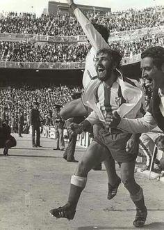 Campeones de liga 76-77