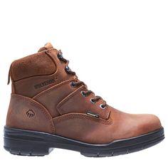 cf9736e09f4 Wolverine Boots: Harrison EH Steel Toe Work Boots 4675   Women's ...