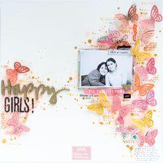 HAPPY GIRLS!