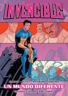 CATALONIA COMICS: INVENCIBLE 8 : UN MUNDO DIFERENTE
