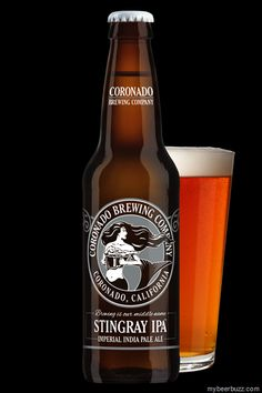 mybeerbuzz.com - Bringing Good Beers & Good People Together...: Coronado Brewing Launches Stingray IPA Nationwide