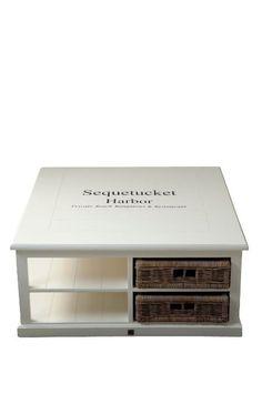 Sequetucket Harbor cof.table 90x90