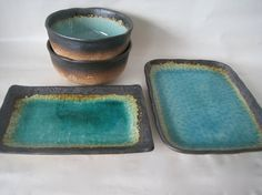 Bowls and Platters