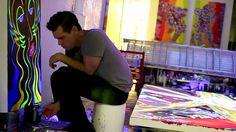 Jim Carrey - I Needed Color David Bushell - http://www.theinspiration.com/2017/08/jim-carrey-needed-color-david-bushell/