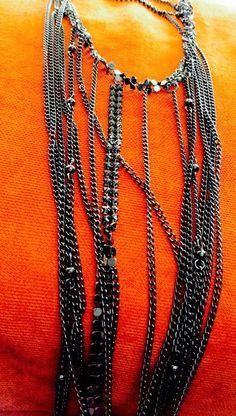3 Halsketten + Gratis Ring *Tolles Design*/ 3 Jewelry pieces - Offer!