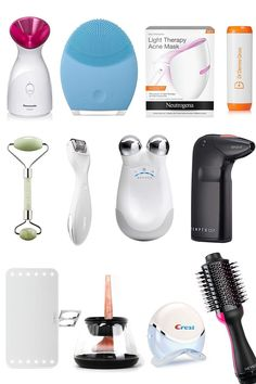 Beauty gadgets to add in your beauty routine. We have shared 12 really cool gadgets to improve your beauty and makeup routine. Read details atWe have shared 12 really cool gadgets to improve your beauty and makeup routine. Read details at Really Cool Gadgets, Light Therapy Acne Mask, Beauty Hacks For Teens, Makeup Routine, Beauty Skin, Beauty Bar, Beauty Makeup, Skin Care Tips, Skin Tips