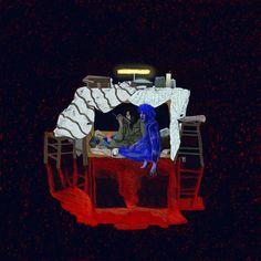 Stranger Things 2 // when mike calls eleven  Mileven   Illustration   Basak Kilicbeyli