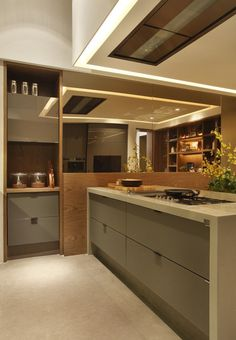 Kitchen Island Ideas - The kitchen island is the ideal location to stabilize congregation and splitting up. Photos Of Best Modern Small Kitchen Islands Kitchen Interior, Kitchen Inspirations, Beautiful Kitchens, Beautiful Kitchen Designs, Kitchen Room, Contemporary Kitchen, Home Kitchens, Kitchen Dinning, Kitchen Style