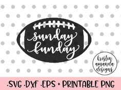 Sunday Funday Football SVG DXF EPS PNG Cut File • Cricut • Silhouette It's the Most Wonderful Time of the Year Football fall friday night lights i watch football with daddy cuddles and huddles SVG DXF EPS PNG Cut File • Cricut • Silhouette Pitch Please Baseball Out of Your League Baseball You're Killing Me Smalls Baseball Loud and Proud Baseball Mom Mama Bear Coffee Mug Decal Vinyl Decal DIY Shirt Mom Life free svg football mom Super Bowl Baseball Dirt and Diamonds Baseball Y'all Onesie SVG…