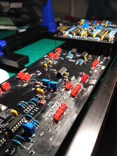 RSF Kobol Expander I Clone Controls board and Voice board A