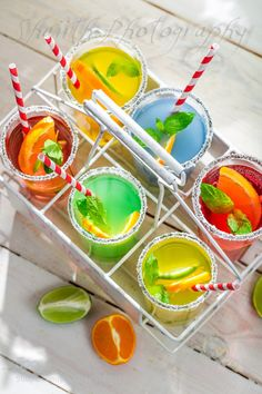 Summer drinks by shaiith on Lazy Summer Days, Summer Time, Pool Toys And Floats, Rainbow Sherbet, Fluorescent Colors, Summer Drinks, Summer Colors, Going Vegan, Easy Drawings