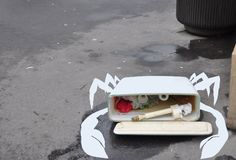 Fun and Playful Reinterpretation of an Ordinary City by Sandrine Estrade Boulet
