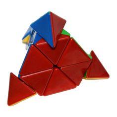 มาดูอัพเดตราคาล่าสุดกันเลย LT365 DaYan Pyraminx Magic Cube Puzzle Cube - Colorful (Intl)  สั่งซื้อออนไลน์ ส่งฟรี  เก็บเงินปลายทาง