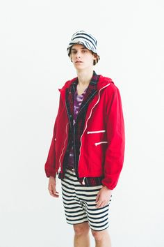 """nepenthes 2013 spring summer pattern chasing lookbook 9 NEPENTHES SS13 """"Pattern Chasing"""" Lookbook"""