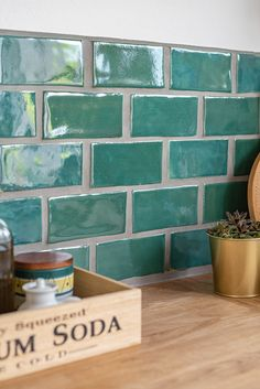 My Pottery Diary Tips and Tricks for Tiling Keramikk - Leelah Loves - My CMS Home Decor Kitchen, New Kitchen, Home Kitchens, Kitchen Decorations, Kitchen Ideas, Küchen Design, House Design, Interior Design, Homemade Home Decor