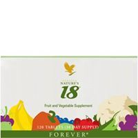 Forever Nature's 18 Vitamins/Supplements