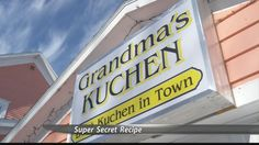 A small town in south central North Dakota could claim the crown of being the Kuchen capital of the state.