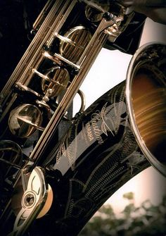 Saxophone ♫ MUSIC Саксафон 音樂 saxofón 음악 ~~ I used to play saxophone back in the day. Such a beautiful instrument. Jazz Club, All That Jazz, Cotton Club, Smooth Jazz, The Great Gatsby, Mans World, Sound Of Music, Cello, Saxophone Music