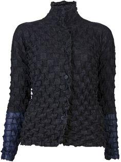 Issey Miyake ~ Stretch Shirt