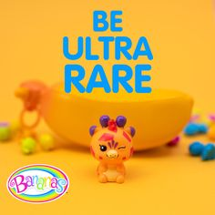 Be like Gail Giraffe. Be Ultra Rare Collectible Toys, Bananas, Giraffe, Fun, Plushies, Felt Giraffe, Giraffes, Banana, Fanny Pack