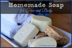 Learn how to make soap from veteran soap maker, Debra Maslowski. Her homemade natural soap making process is simple, versatile, and teaches many every year!