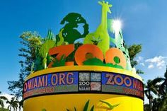 #TimeToSee Zoo Miami is the largest and oldest zoological garden in Florida, and the only tropical zoo in the United States!