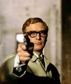 Michael Caine - his 3 Harry Palmer films are must-see spy flicks