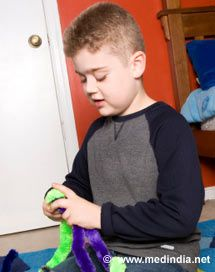 New Study: Behavioral Therapy for Children with Autism can Bring in Positive Changes. Study focused on social interactions. #Autism  Pinned by Http://MosaicWeightedBlankets.com