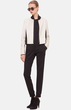 Akris punto Two-Tone Jacket available at #Nordstrom