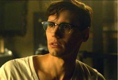 Cory Michael Smith as Edward Nygma in #Gotham
