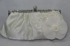 Items similar to Ivory Bridal Clutch, Pearl Wedding Clutch, Ivory Lace Bridal Handbag, Lace Wedding Purse, Beaded Flower Bridal Clutch Bag Clutch with Flower on Etsy Pearl And Lace, Ivory Pearl, Bridal Clutch Bag, Bridal Handbags, Handmade Clutch, Wedding Clutch, Ivory Wedding, Bridal Lace, Lace Applique
