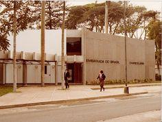 Embaixada do Brasil em Lima, Peru 1
